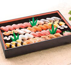 上寿司(3〜4人分