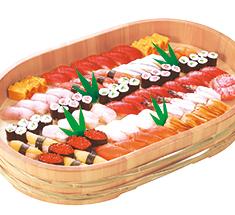 特上寿司(4〜6人分)